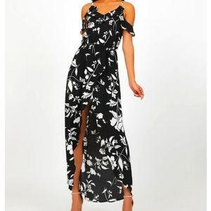NWT Large maxi dress